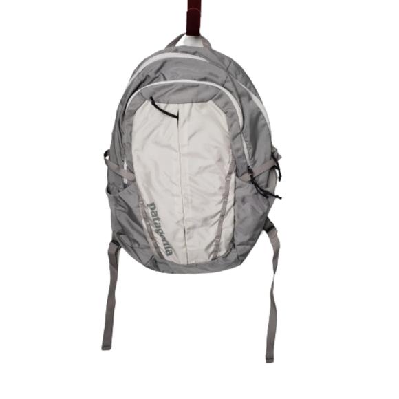 Patagonia White & Gray Backpack Refugio 26L